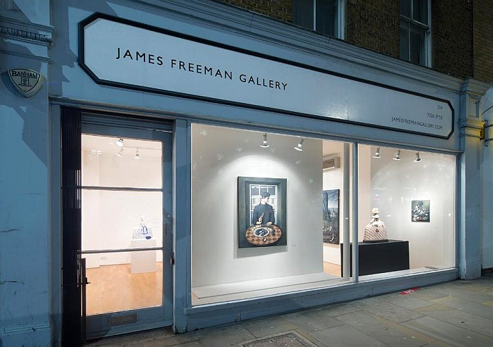 james-freeman-gallery-islington-london