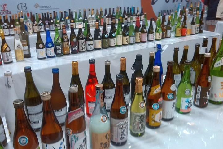 sake-tasting-2015-restaurant-show, london
